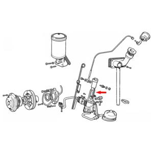 Pompa ulei motor Fiat