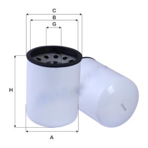 Filtru hidraulic Case IH