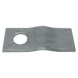 Lama cutit ondulat coasa rotativa cu discuri 105 x 46 mm