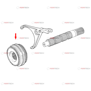 SINCRON REDUCTOR TRACTOR FIAT
